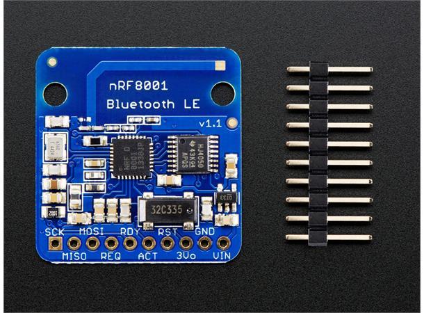 Bluefruit LE - BT Low Energy (BLE4 0) nRF8001 Breakout - v1