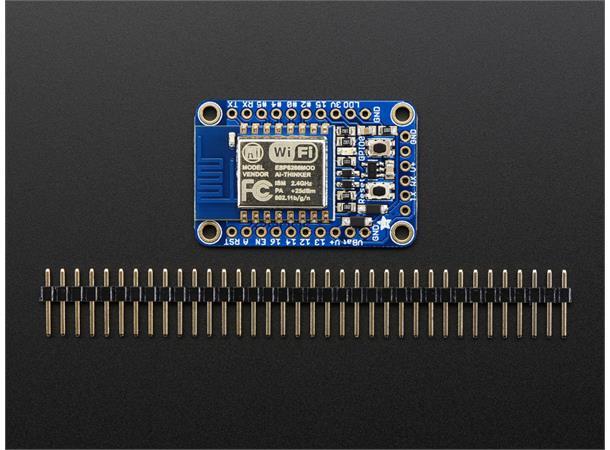 Adafruit HUZZAH ESP8266 Breakout - Add Internet to your next project